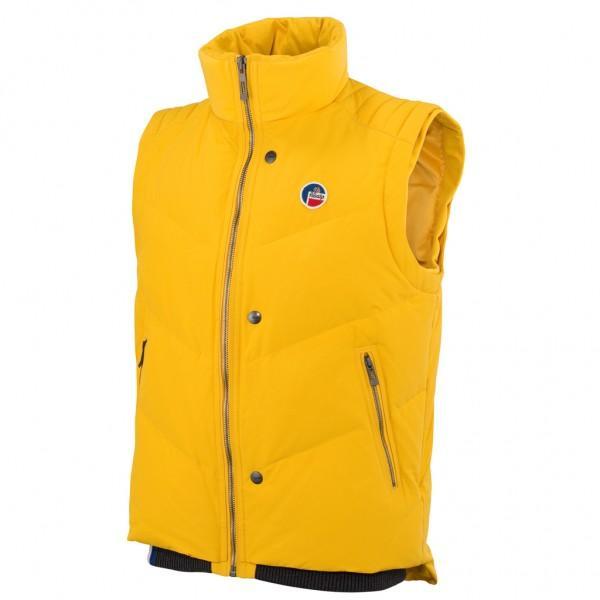 Куртка E2017 VAL THORENS муж.Жилеты<br><br><br>Цвет: Желтый<br>Размер: 50