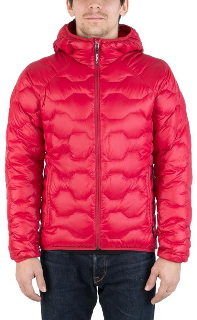 Куртка пуховая Belite III МужскаяКуртки<br><br> Легкая пуховая куртка с элементами спортивного дизайна. Соотношение малого веса и высоких тепловых свойств позволяет двигаться активно в течении всего дня. Может быть надета как на тонкий нижний слой, так и на объемное изделие второго слоя.<br><br>...<br><br>Цвет: Красный<br>Размер: 48