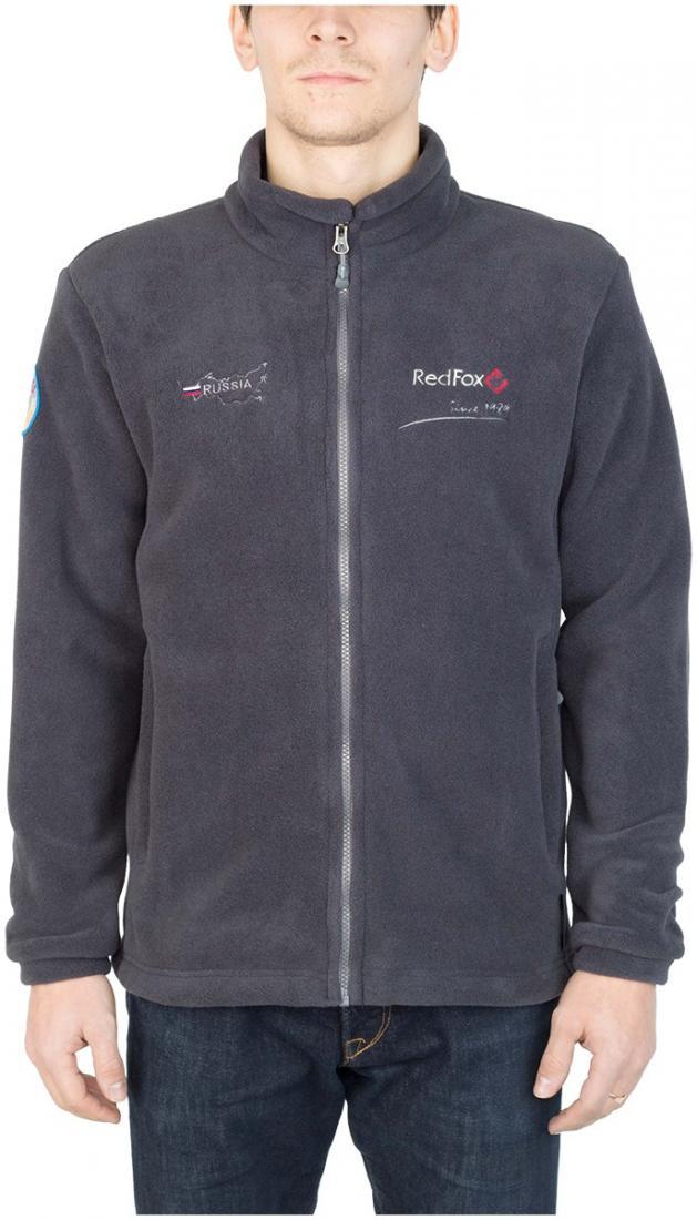 Куртка Peak III МужскаяТолстовки<br><br> Эргономичная куртка из материала Polartec® 200. Обладает высокими теплоизолирующими и дышащими свойствами, идеальна в качестве среднего утепляющего слоя.<br><br><br>основное назначение: походы, загородный отдых<br>воротник – стойка&lt;/...<br><br>Цвет: Темно-серый<br>Размер: 46
