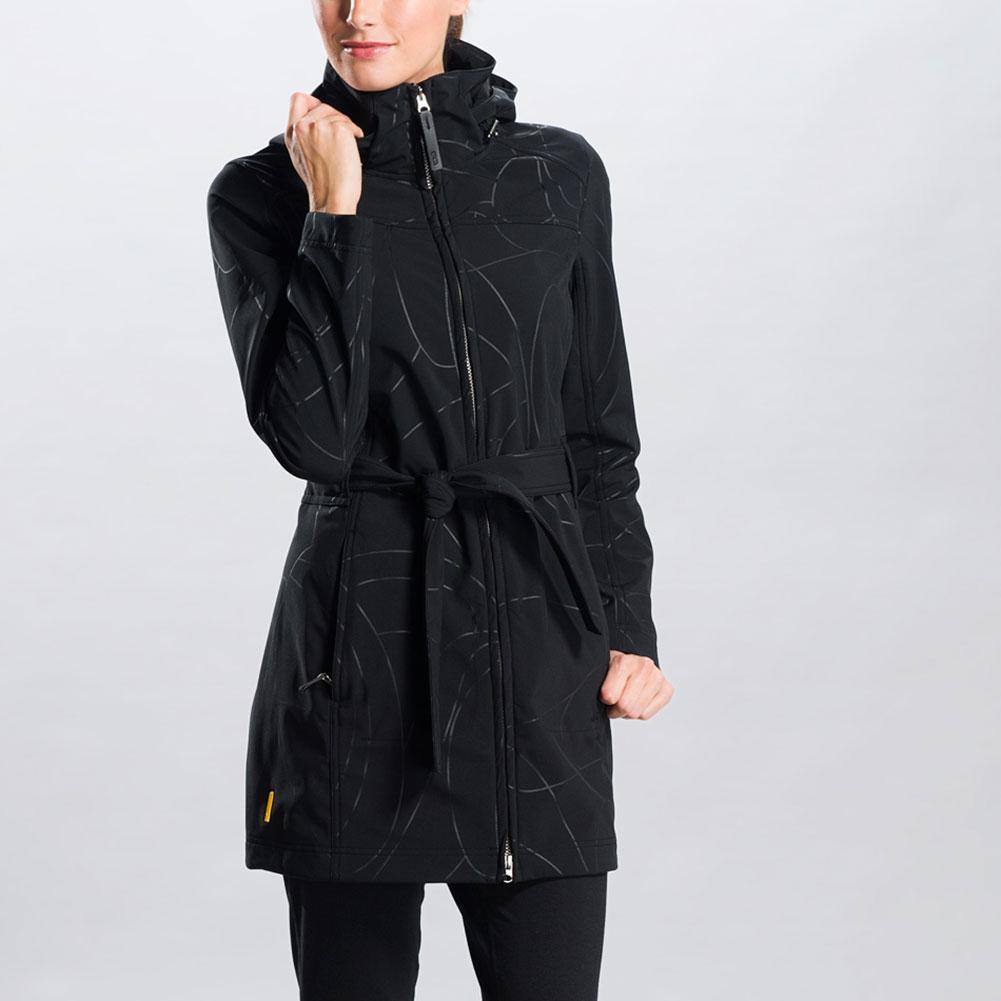 Куртка LUW0192 GLOWING JACKETКуртки<br><br><br>Цвет: Черный<br>Размер: XS