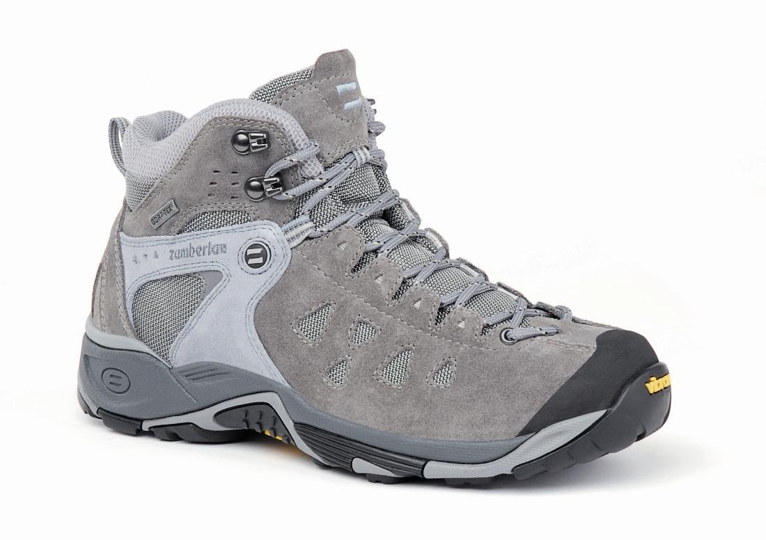 Ботинки 150 ZENITH MID GT WNSТреккинговые<br>Женские многофункциональные туристические низкие ботинки с новым дизайном. Верх из спилока с защитной резиновой накладкой на носке. Обнов...<br><br>Цвет: Голубой<br>Размер: 38