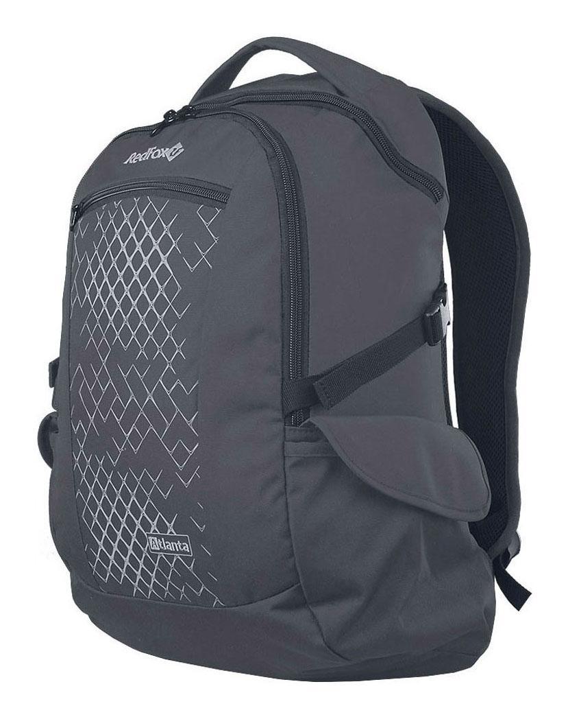 Рюкзак AtlantaРюкзаки<br><br> Рюкзак Atlanta – большой городской рюкзак.<br><br><br><br><br> Серия Daypack<br><br> <br><br><br> ВЕС: 585 г<br><br> <br><br><br> МАТЕРИАЛ: P450D<br><br> <br><br>...<br><br>Цвет: Серый<br>Размер: 30 л