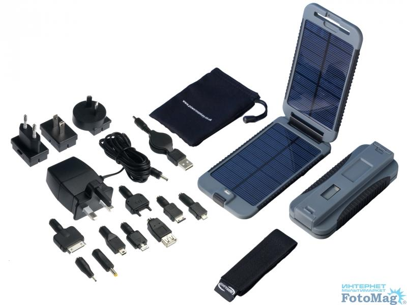 Аккумулятор PowermonkeyЭлектрооборудование<br>Powertraveller Powermonkey Classic V2 предназначен для городской среды. Компактный и лёгкий, Powermonkey Classic стал первым зарядным устройством, изготовленным PowerTraveller в 2006 году, в результате чего слово «портативный» обрело новый смысл. <br>...<br><br>Цвет: Белый<br>Размер: None