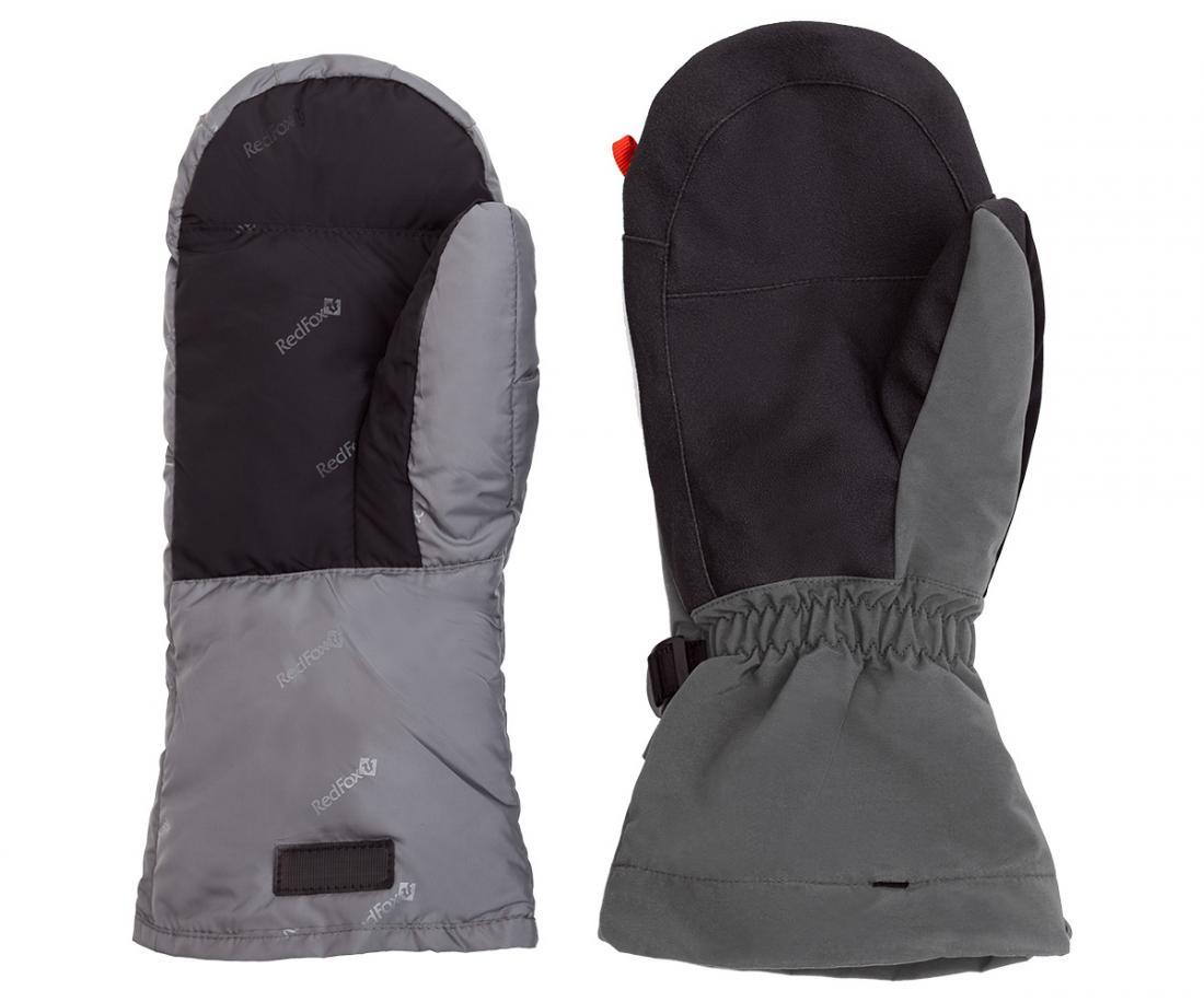 Рукавицы пуховые с верхонкамиВарежки<br><br> Удобные двойные рукавицы, выполненные из внутренней теплой пуховой рукавицы и съемной внешней рукавицы из прочной ткани.<br><br><br> Основные характеристики:<br><br><br><br>удлиненная форма, полностью закрывающая запястье<br>эласт...<br><br>Цвет: Серый<br>Размер: M