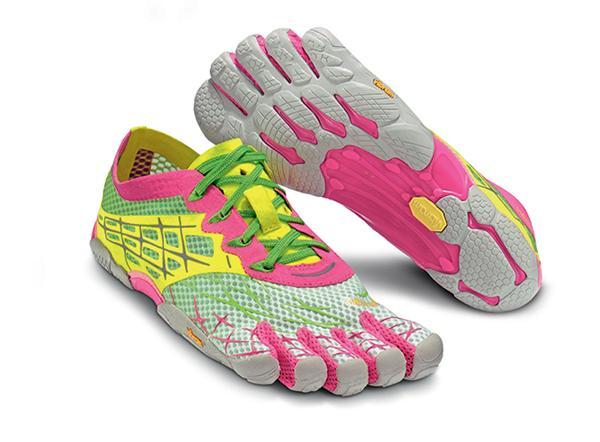 Мокасины Vibram  FIVEFINGERS SEEYA LS WVibram FiveFingers<br><br> В ультра легкую модель SEEYA LS добавлена универсальность привычных кроссовок. Обновленная, технически стилизованная верхняя часть оснащ...<br><br>Цвет: Зеленый<br>Размер: 37