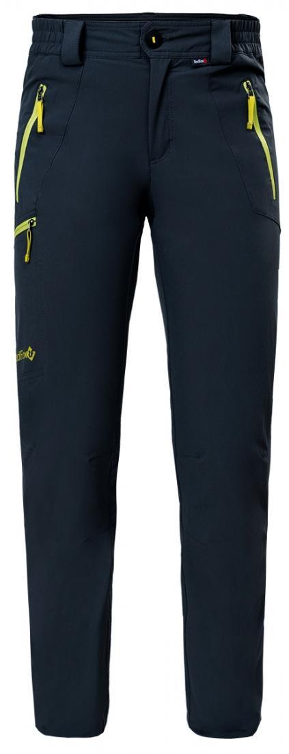 Брюки Stretcher V ЖенскиеБрюки, штаны<br>Стильные треккинговые женские брюки из эластичной ткани обеспечивают прекрасную защиту от ветра и несильных осадков. Материал модели обладает отличными дышащими свойствами.<br><br>основное назначение: походы, горные походы, туризм, путешествия,...<br><br>Цвет: Черный<br>Размер: 46