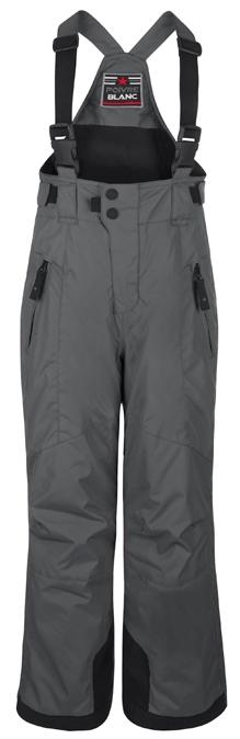 Брюки на лямках 0922-JRBY детскиеБрюки, штаны<br>Зимние мембранные теплые брюки на подтяжках для мальчиков. Снегозащитные гетры с силиконовой тесьмой, утепленная флисовая спинка, высокая грудка на молнии, анатомический крой, эластичные лямки с пластиковыми клипсами, усиленные вставки от истирания по низ...<br><br>Цвет: Темно-серый<br>Размер: 16A