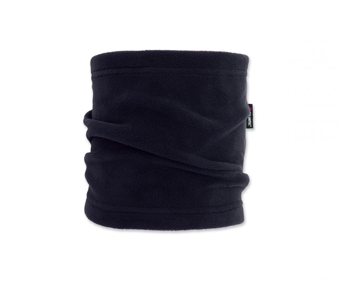 Шарф-хомут PolartecШарфы<br><br> Теплый шарф из материала Polartec® Micro. Надежно сохраняет тепло и защищает от холода.<br><br><br> Особенности<br><br><br>Основное назначение: Люб...<br><br>Цвет: Темно-синий<br>Размер: None