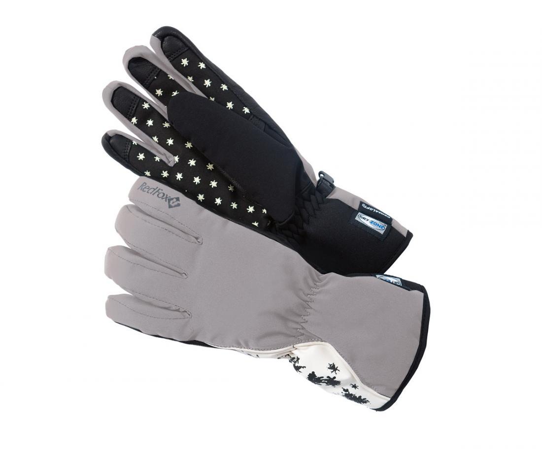 Перчатки Rozary II ЖенскиеПерчатки<br><br> Женские зимние прогулочные перчатки с утеплителем PrimaLoft ®<br><br><br> Основные характеристики<br><br><br><br>удобная посадка по ладони<br>мембранные вставки Dry Zone для усиления водонепроницаемости<br>усиления в обла...<br><br>Цвет: Серый<br>Размер: S