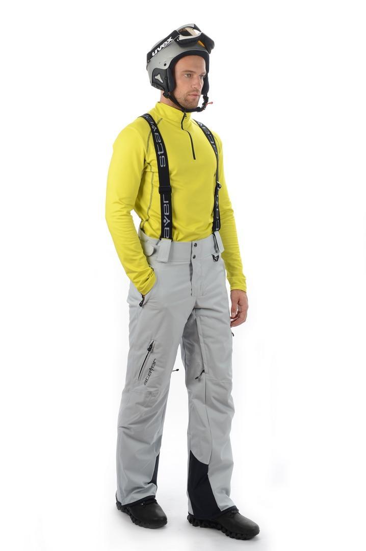 Брюки 17-22516 горн.муж.Брюки, штаны<br>Актуальные горнолыжные брюки из эксклюзивного мембранного материала с эффектом 4W Stretch - для полной свободы движения. Высокие показатели водонепроницаемости / паропроницаемости. Светоотражающие элементы для обеспечения безопасности на склоне в темно...<br><br>Цвет: Салатовый<br>Размер: 44