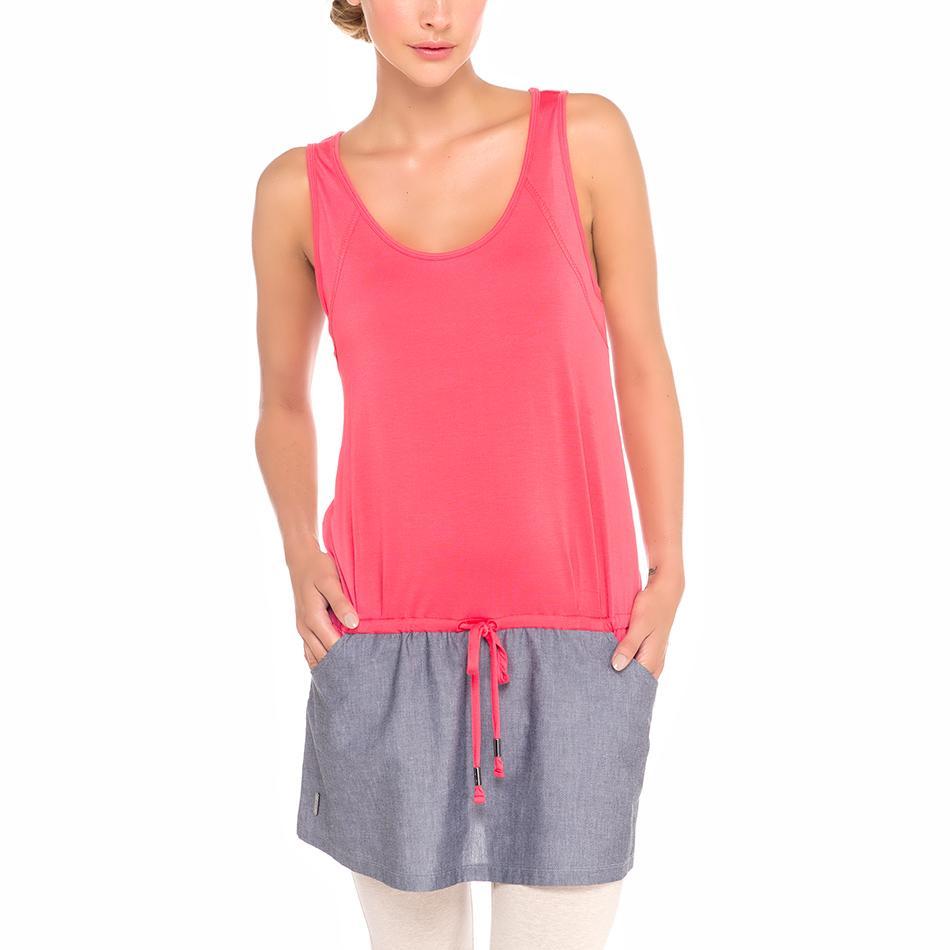 Туника LSW1267 ANITA TUNICПлатья<br><br><br><br> Легкое платье-туника LSW1267 Lole Anita Tunic это идеальный вариант для жаркой погоды. Она привлекает внимание...<br><br>Цвет: Красный<br>Размер: S