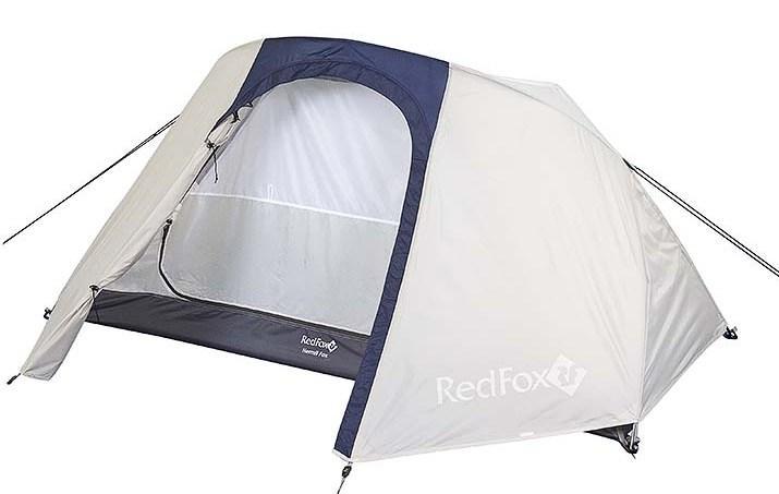 Red Fox Палатка Hermit Fox (, 7585/бл.голубой/голубой, , , SS17)