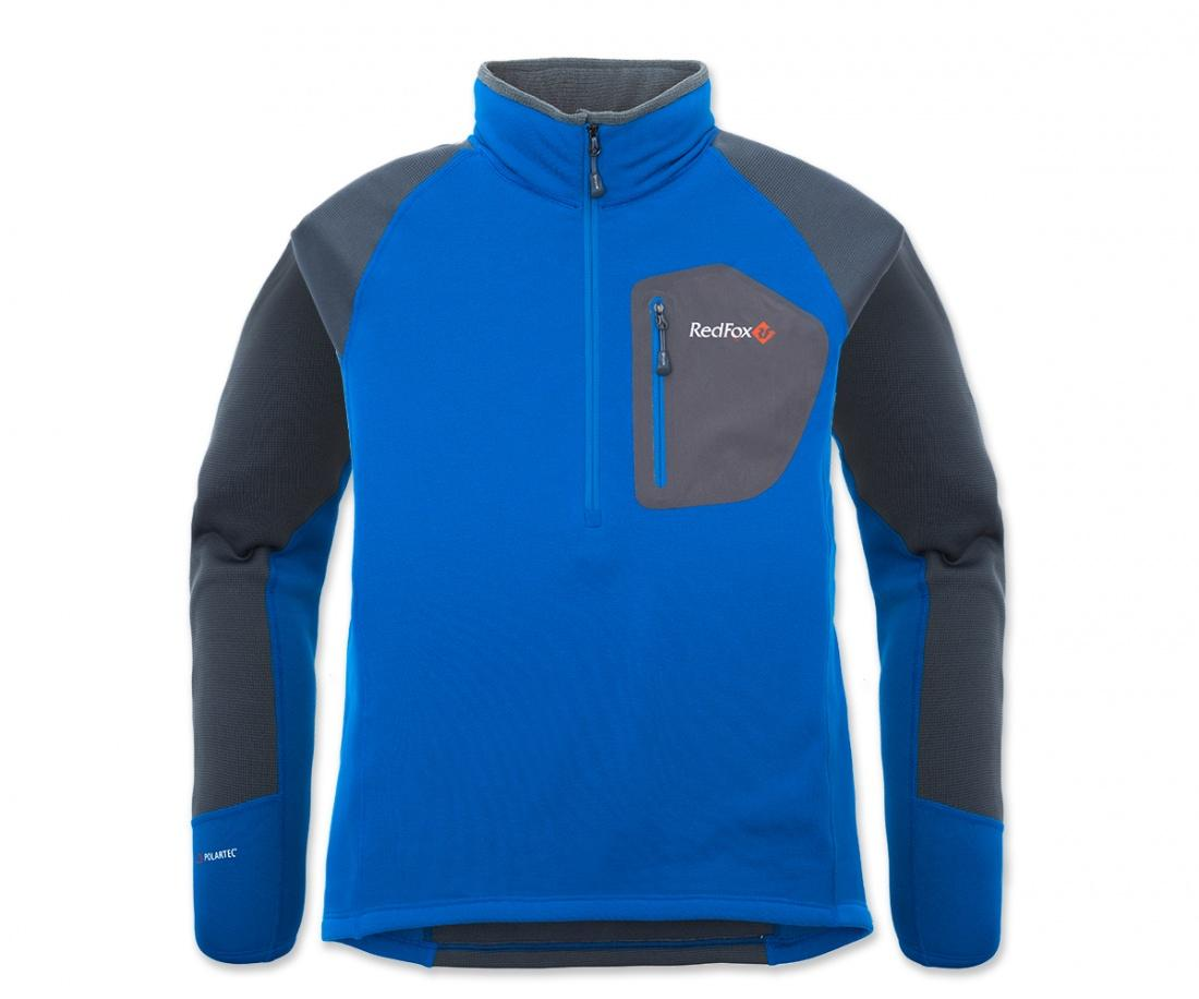Пуловер Delta МужскойПуловеры<br><br><br>Цвет: Синий<br>Размер: 52