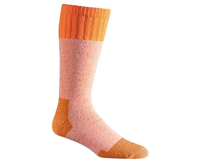 Носки охота-рыбалка 7586 WICK DRY OUTLANDERНоски<br><br> Tолстые и мягкие гольфы с полыми термоволокнами по всему носку обеспечат особый комфорт.<br><br><br>Гладкие, плоские и прочные швы Lin Toe no feel не вызывают раздражения кожи при соприкосновении с обувью<br>Полые термоволокна по все...<br><br>Цвет: Оранжевый<br>Размер: XL