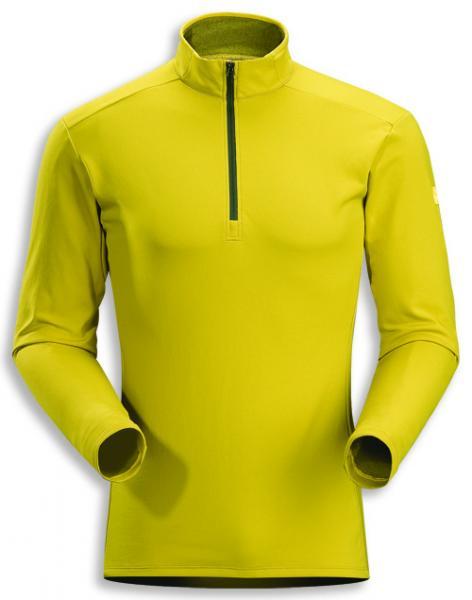 Термобелье футболка Phase AR Zip Neck мужская длин.рукавФутболки<br><br> Мужская термофутболка Arcteryx Phase AR с длинным рукавом предназначена для занятий различными видами спорта в холодную погоду. Она изготовле...<br><br>Цвет: Желтый<br>Размер: S