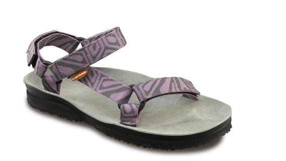 Lizard Сандали HIKE W (37, Cube Violet, ,) сандали кожаные