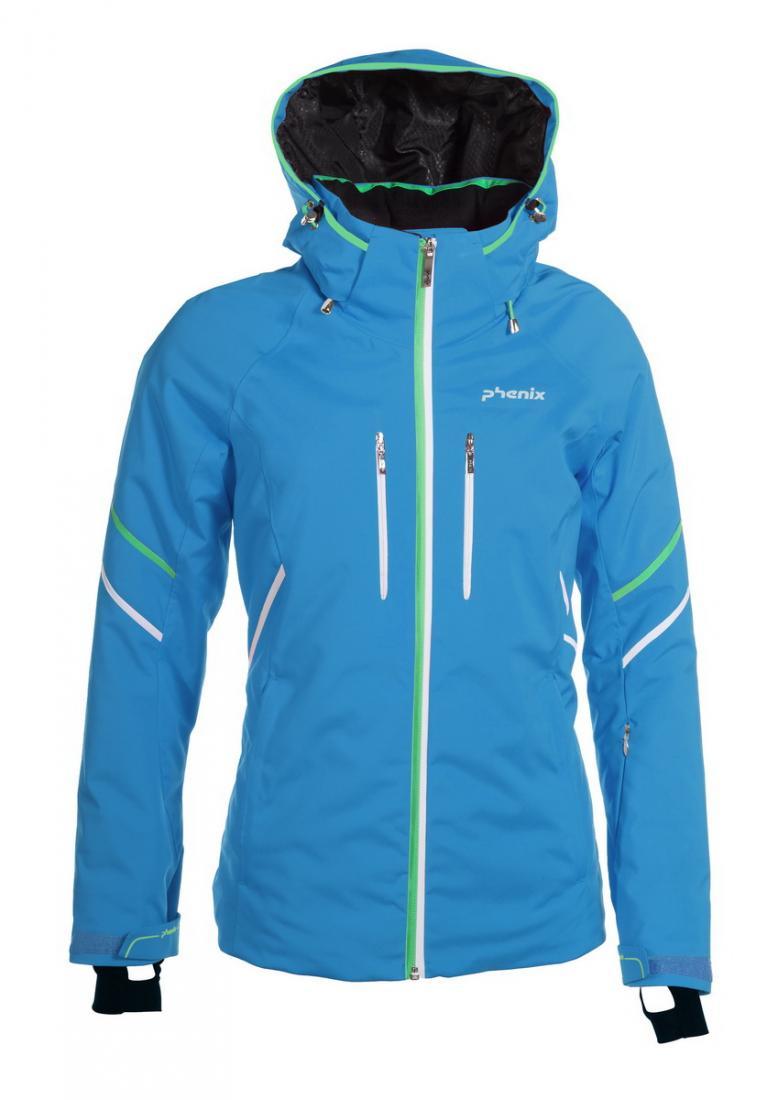 Куртка ES482OT60 Orca Jacket, жен.Куртки<br><br><br>Цвет: Голубой<br>Размер: 42
