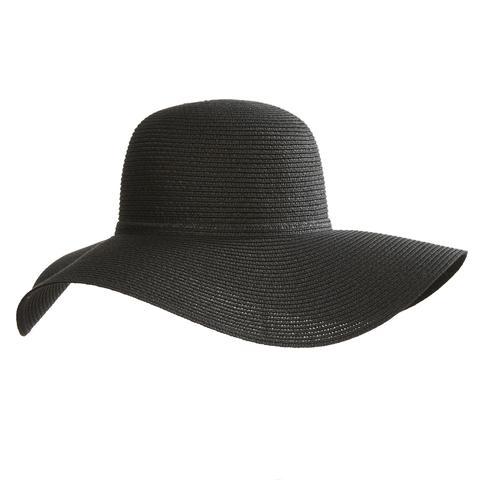 Шляпа/Панама SOPHIA жен.Панамы<br>Состав: 100% бумага<br><br>Цвет: Черный<br>Размер: L/XL