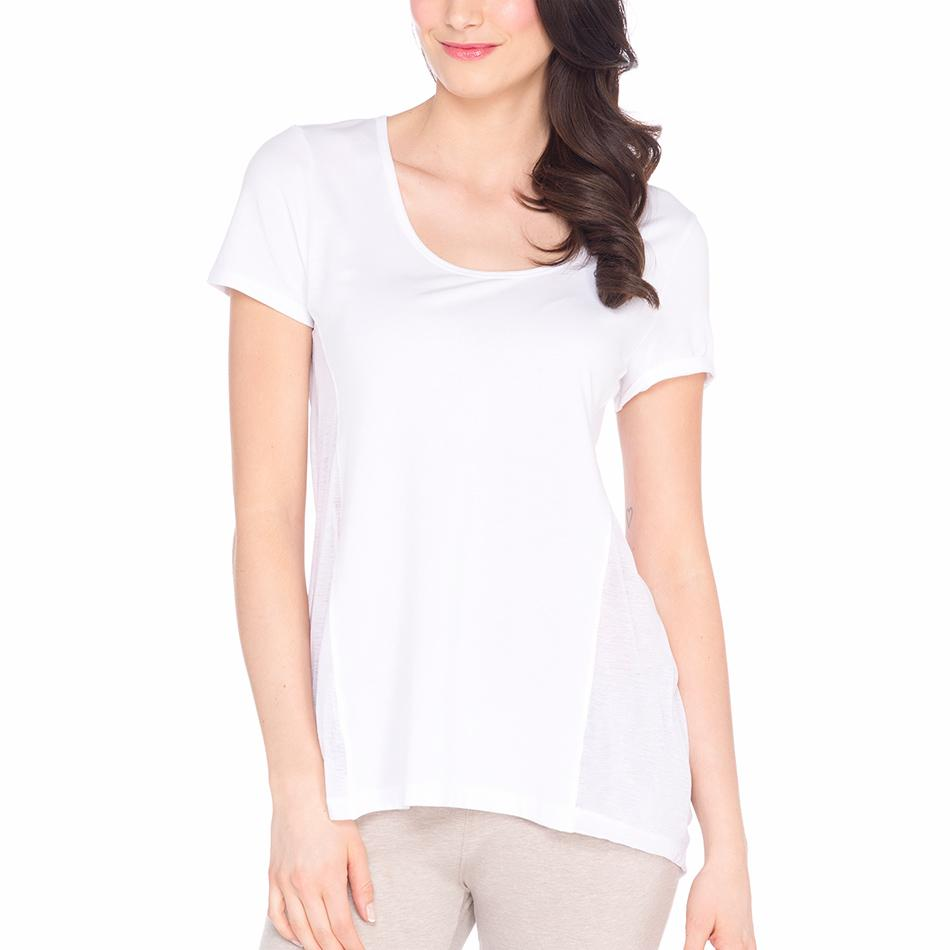 Lole Топ LSW1336 MUKHA TOP (M, WHITE, ,) lole топ lsw0900 love top xs solidate blue