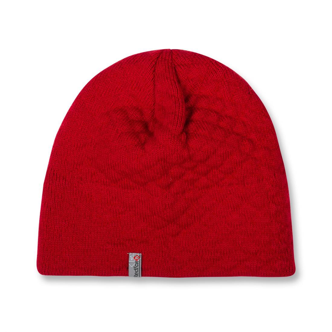 Шапка PomШапки<br>Модная городская шапка для женщин.<br> <br> Материал – акрил.<br><br>Цвет: Красный<br>Размер: None