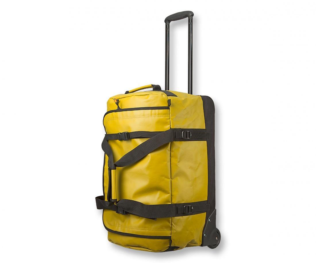 Баул на колесах Roller Duffel 70На колесах<br><br><br> Вместительная сумка для экспедиций и путешествий<br> <br><br>Назначение: экспедиции<br> <br>ОБЪЕМ: 70 л<br>МАТЕРИАЛ: 1000D PVC coated Nyl...<br><br>Цвет: Янтарный<br>Размер: 70 л