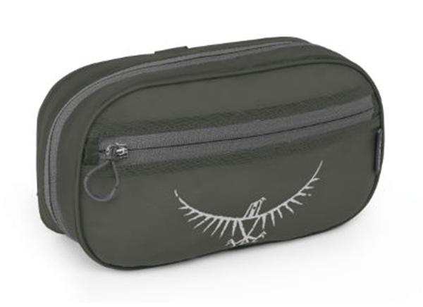 Фото - Косметичка WashBag Zip от Osprey Косметичка Ultralight WashBag Zip (, Shadow Grey, , ,)