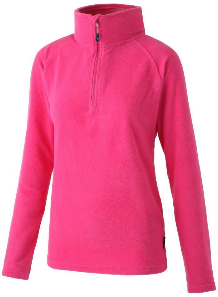 Толстовка DILL (1/4 ZIP) жен.Толстовки<br><br><br>Цвет: Розовый<br>Размер: XL