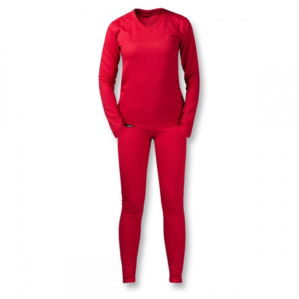 Термобелье костюм Queen Dry II ЖенскийКомплекты<br><br><br>Цвет: Красный<br>Размер: 48