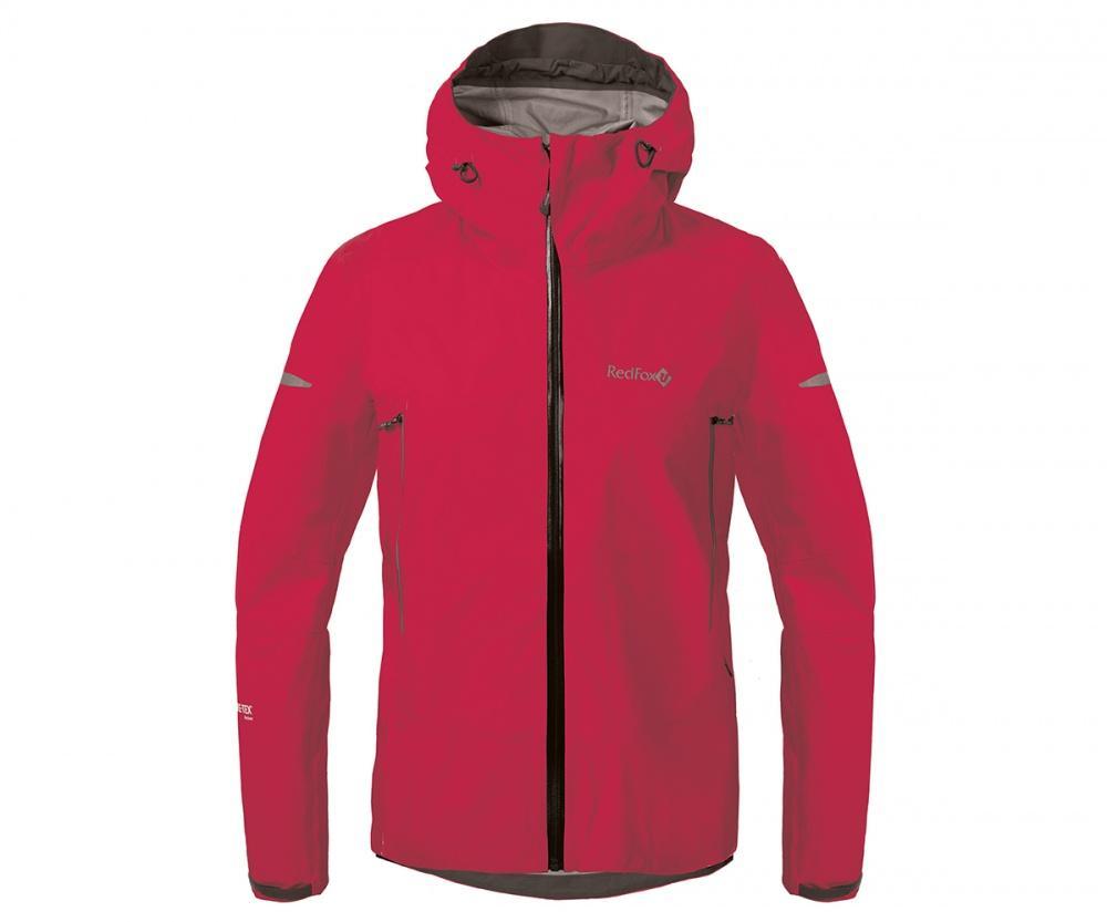 Куртка ветрозащитная SkyКуртки<br><br>Новейшая разработка в серии штормовых курток Red Fox, изготовлена из инновационного материала GORE-TEX® Active Products: самый низкий вес при высокой прочности и самые высокие показатели паропроницаемости при максимальной защите от дождя и ветра.<br>&lt;/...<br><br>Цвет: Малиновый<br>Размер: 50
