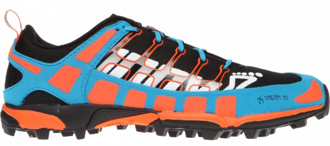 Inov-8 Кроссовки X-talon 212 муж. (12, Black/Orange/Blue, ,) inov 8 кроссовки x talon 225 5 red black grey