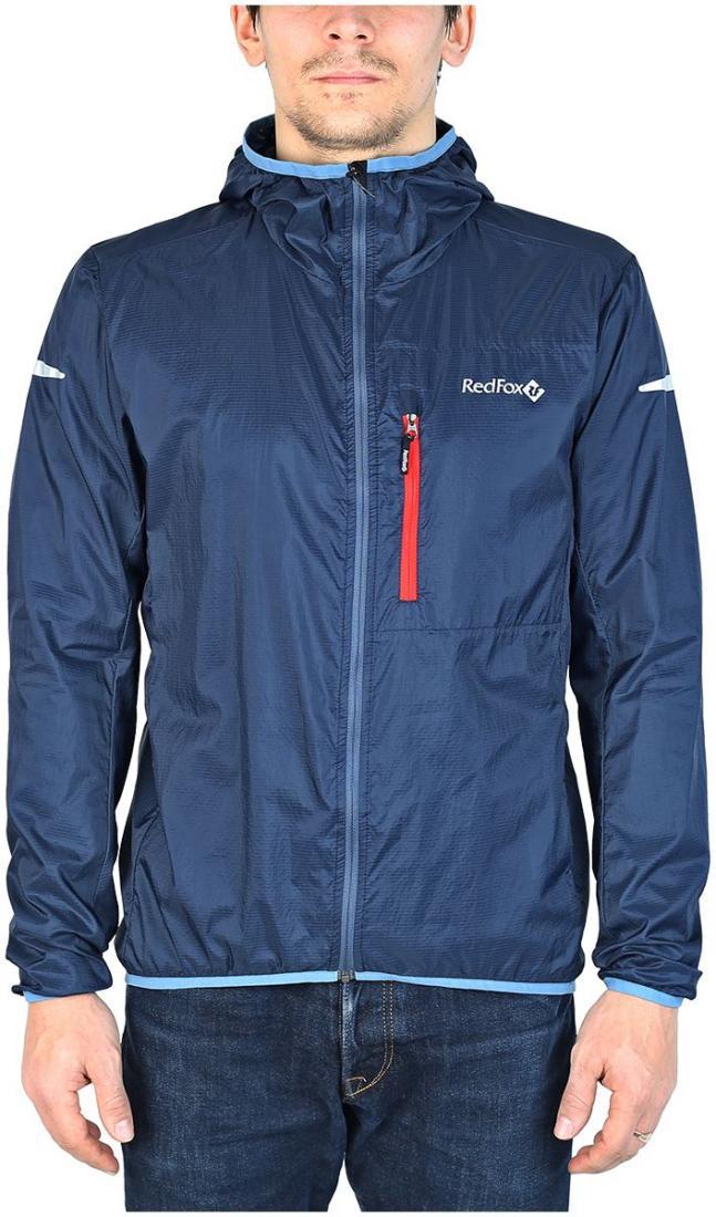 Куртка Trek Super Light IIКуртки<br><br><br>Цвет: Синий<br>Размер: 44