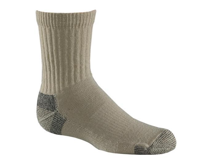 FoxRiver Носки детские 2900 Wick Dry Hiker Коричневый foxriver носки армейские 6074 wick dry maximum бежевый