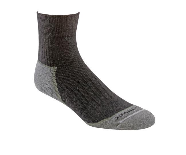 Носки турист.2457 TRAIL QTRНоски<br><br> Тонкие носки с идеальной посадкой. Благодаря уникальной системе переплетения волокон wick dry®, влага быстро испаряется с поверхности кожи, сохраняя ноги в комфорте.<br><br><br>Система URfit™<br>Специальные вентилируемые вставки эффе...<br><br>Цвет: Черный<br>Размер: XL