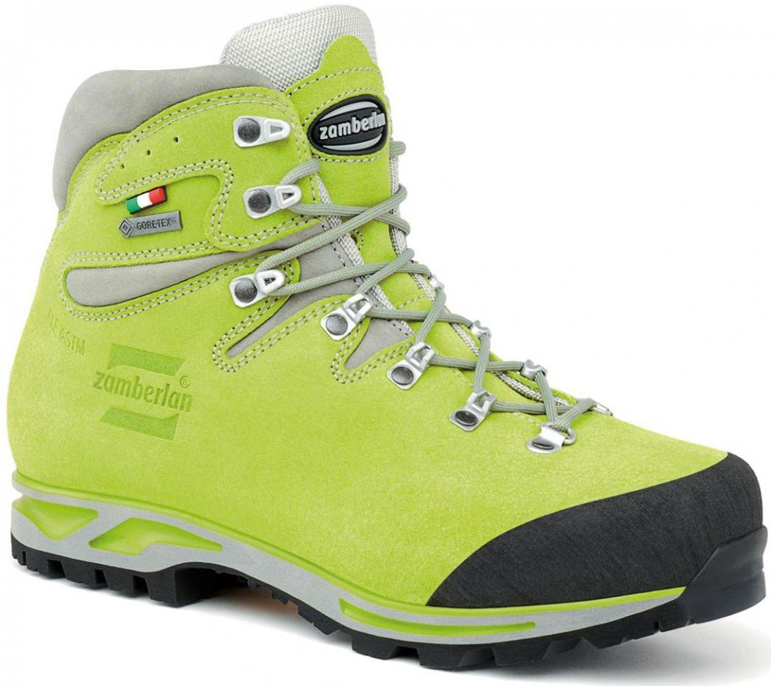 Zamberlan Ботинки 900 ROLLE GTX WNS (42, Acid Green/Grey, , ,)