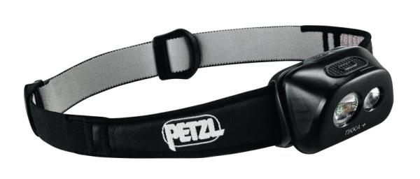 Petzl Фонарь TIKKA PLUS (, Черный, ,)