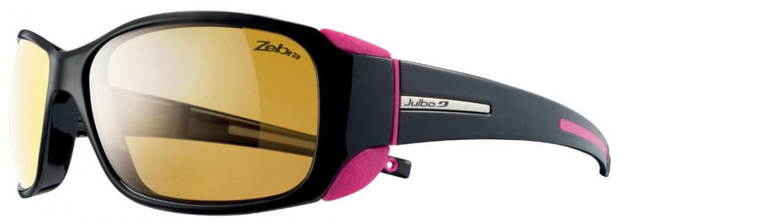 Очки Julbo  Monterosa 401Очки<br>Специально для тех женщин, которые хотят использовать любимые очки не только в горах но и в мегаполисе компания Julbo разработала красивые эр...<br><br>Цвет: Розовый<br>Размер: None
