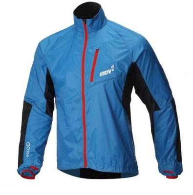 Inov-8 Куртка Race Elite 105 Windshell (S, Blue/Red, ,) inov 8 брюки race elite racepant m черный