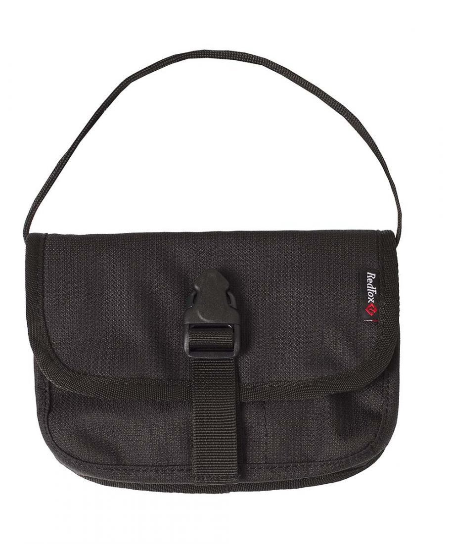 Кошелек Clip 6Кошельки<br>Удобный многофункциональный кошелек с карманом из сетки, отделением для денег, кредитных карточек, письменных принадлежностей и других необходимых мелочей, а также карабином для ключей.<br><br>материал: Polyester 600D<br><br><br>Цвет: Черный<br>Размер: None