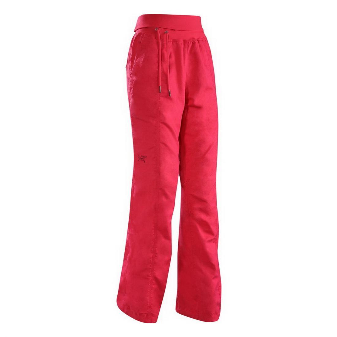 Брюки Roxen Pant жен.Брюки, штаны<br><br><br>Цвет: Розовый<br>Размер: 6