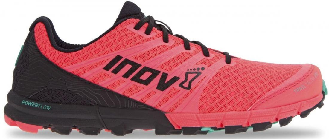 Inov-8 Кроссовки Trailtalon 250 (S) жен. (6.5, Pink/Black/Teal, , ,) inov 8 брюки at c tight w l black