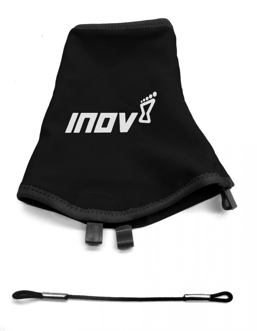 Гетры Race Ultra GaiterАксессуары<br>Легкие бесшовные гетры для ношения с кроссовками Race Ultra™, Roclite™ 295, Roclite™ 280 и Oroc™ 300. В комплект входят крепления, которые позволяют присое...<br><br>Цвет: Черный<br>Размер: XL