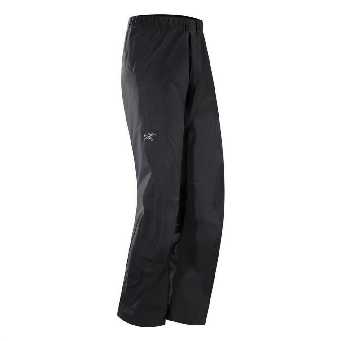 Брюки Beta SL муж.Брюки, штаны<br><br> Arcteryx Beta SL – мужские легкие брюки, которые надежно защищают от непогоды. Они предназначены для тех, кто предпочитает активный отдых на воздухе. <br><br><br>Благодаря влагоотталкивающему материалу GORE-TEX® с технологией Paclite® модель не ...<br><br>Цвет: Черный<br>Размер: S