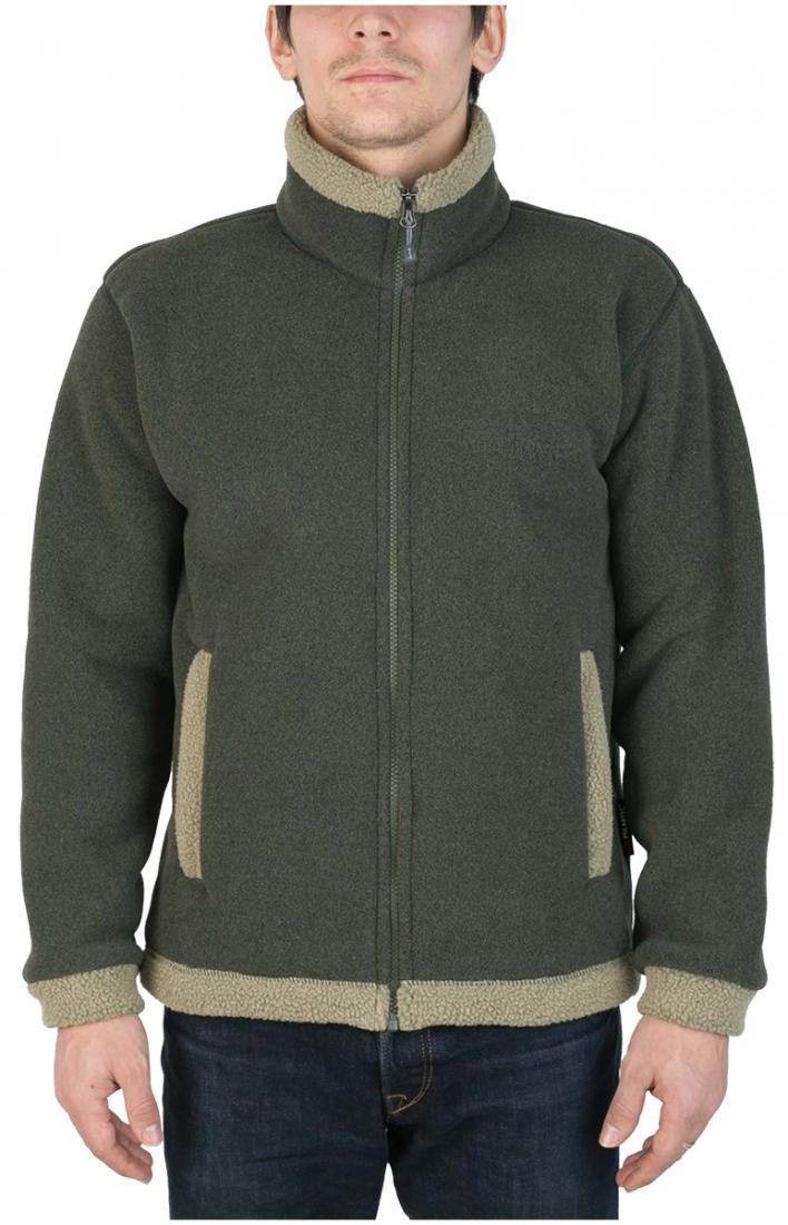 Куртка Cliff II МужскаяКуртки<br><br> Модель курток cliff признана одной из самых популярных в коллекции Red Fox среди изделий из материаловPolartec®: универсальна в применении, обл...<br><br>Цвет: Хаки<br>Размер: 58