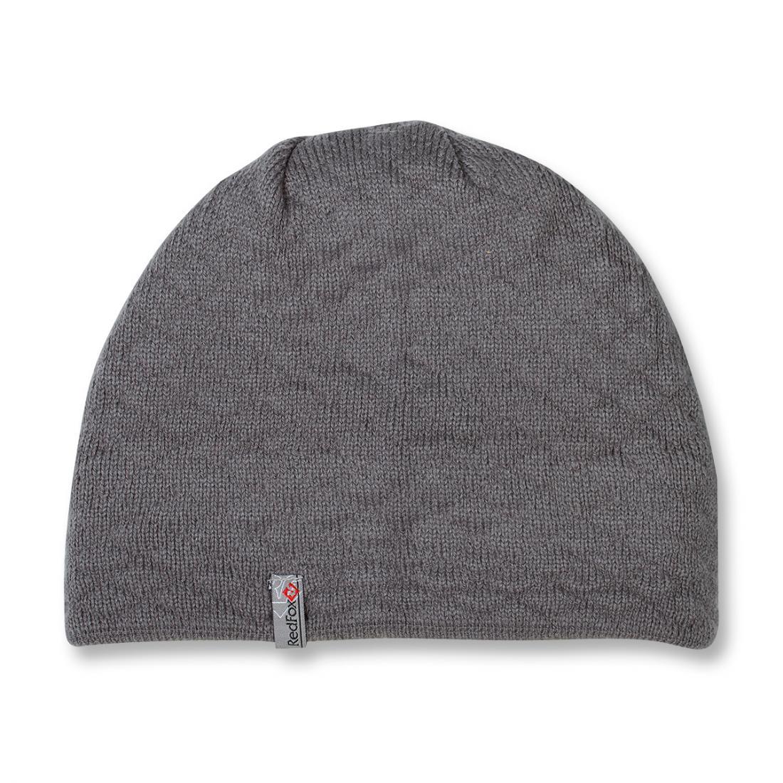 Шапка PomШапки<br>Модная городская шапка для женщин.<br> <br> Материал – акрил.<br><br>Цвет: Серый<br>Размер: None