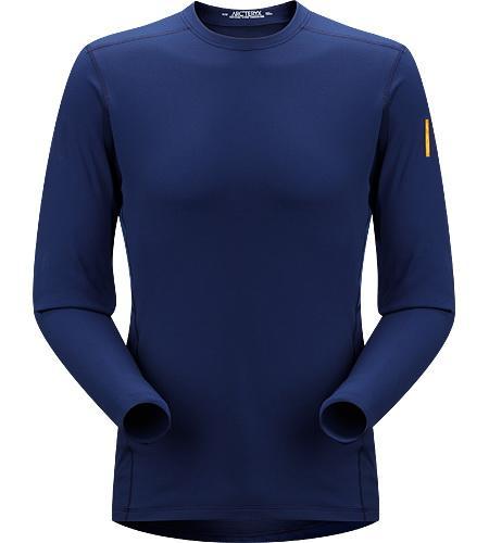 Термобелье футболка Phase SV Crew LS муж.Футболки<br><br><br>Цвет: Синий<br>Размер: L