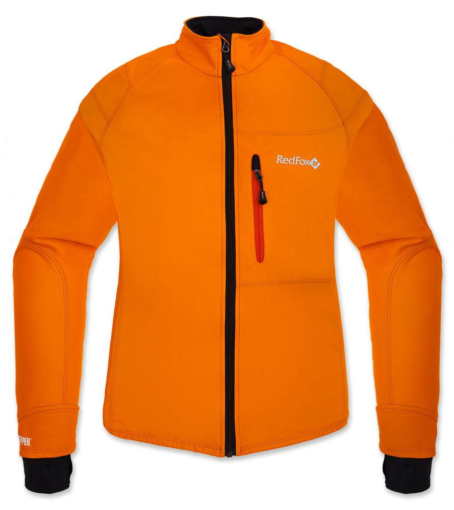 Куртка Active Shell ЖенскаяКуртки<br><br> Cпортивная куртка для высокоактивных видов спорта в холодную и ветреную погоду. Предназначена для использования на беговых тренировка...<br><br>Цвет: Оранжевый<br>Размер: 44