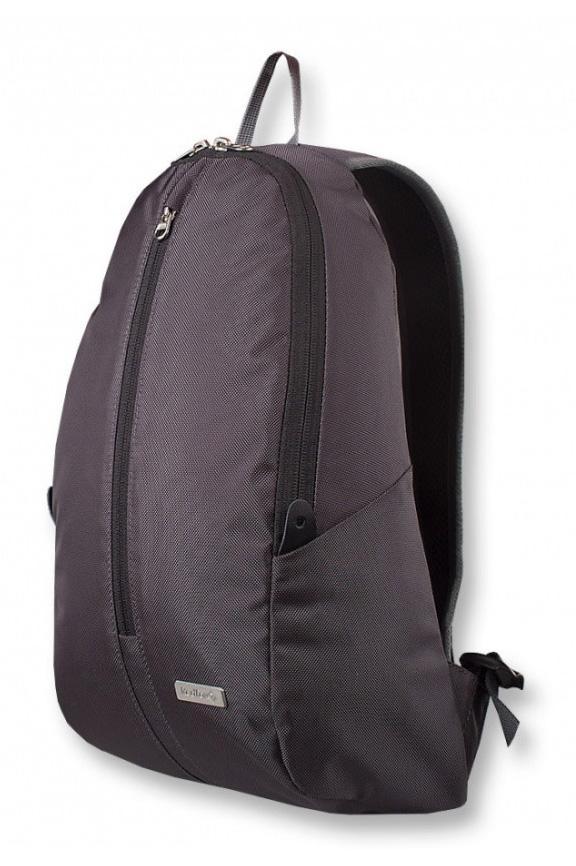 Рюкзак Victoria ЖенскийРюкзаки<br><br> Рюкзак Victoria – стильный женский городской рюкзак.<br><br><br>основное отделение с двухзамковой молнией со стальной фурнитурой<br>внутренний карман для ноутбука<br>внешний скрытый карман для телефона<br>внешний верт...<br><br>Цвет: Темно-серый<br>Размер: 14 л