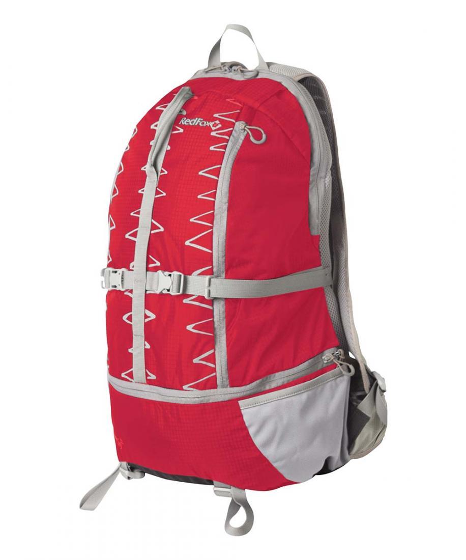 Рюкзак Speedster 25 R-5Рюкзаки<br><br><br>Active подвесная система<br>Два независимых отделения<br>Грудной фиксатор лямок (и/или) боковые стяжки<br>Крепления для ...<br><br>Цвет: Темно-красный<br>Размер: 25 л