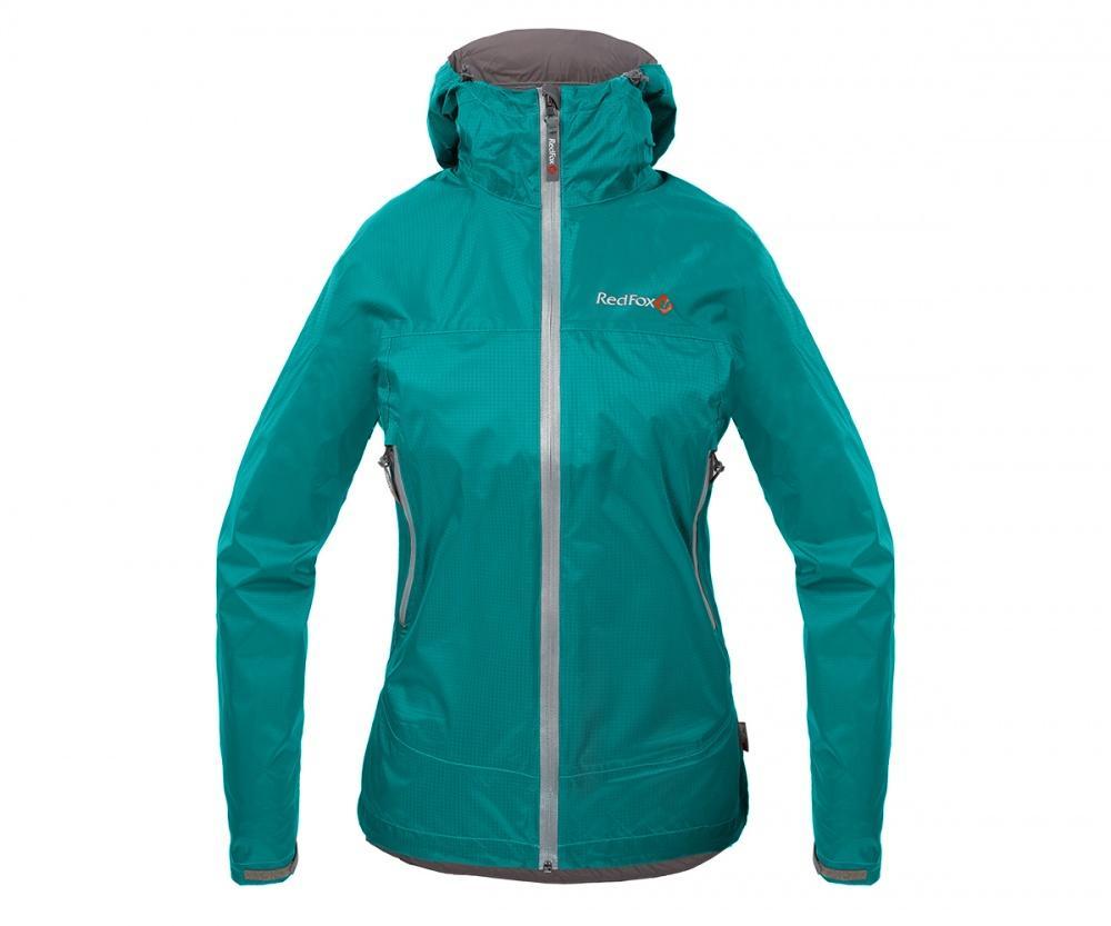 Куртка ветрозащитная Long Trek ЖенскаяКуртки<br><br> Надежная, легкая штормовая куртка; защитит от дождяи ветра во время треккинга или путешествий; простаяконструкция модели удобна и дл...<br><br>Цвет: Бирюзовый<br>Размер: 46