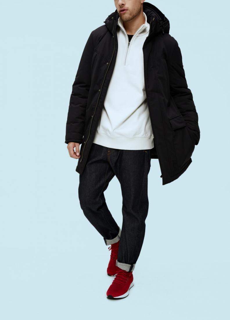 Kanuk Куртка мужская Nomade H Climashield No fur (M\M, Black, , ,) парка geox m7428e t2409 f4300